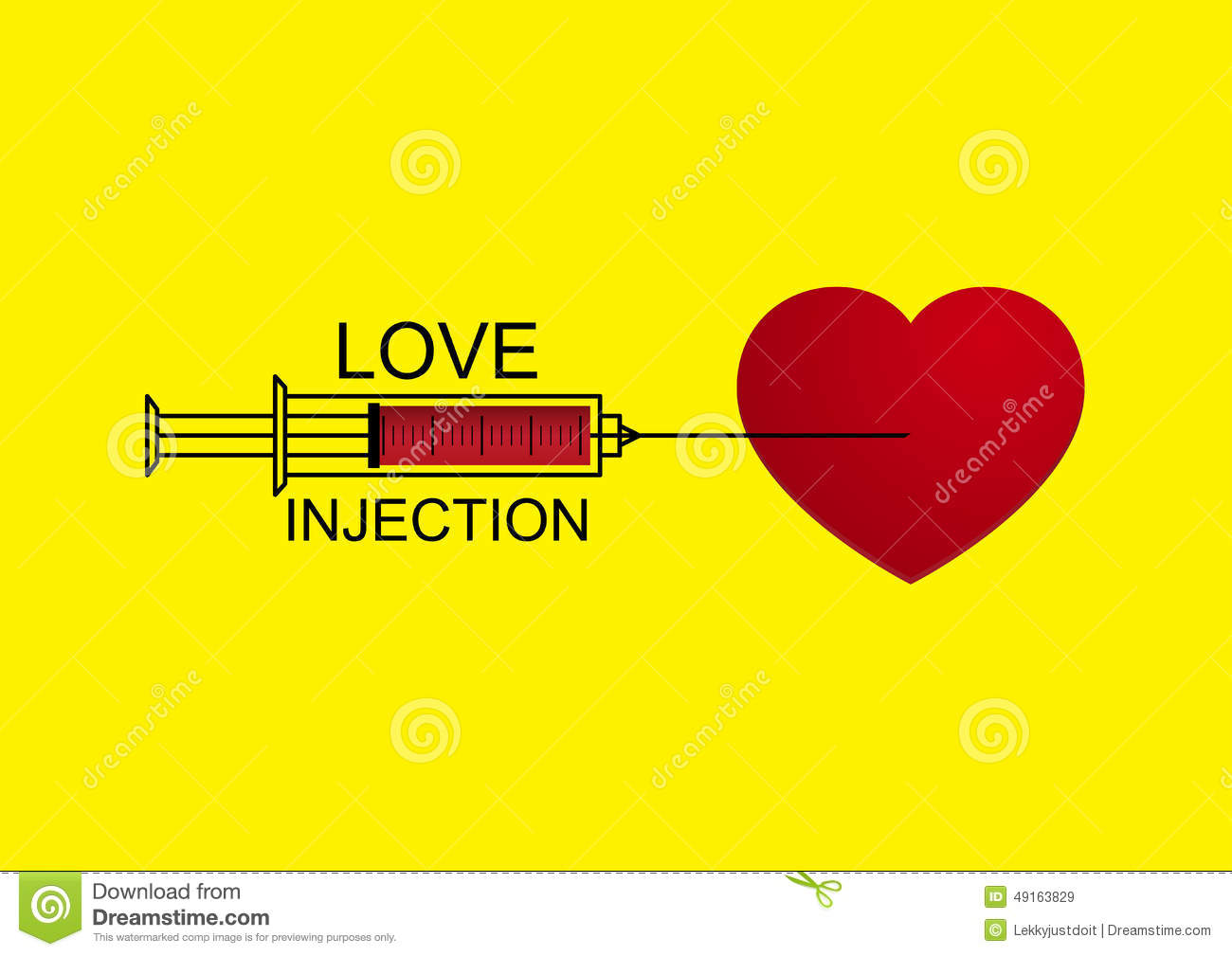 Injection mentale.